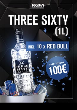 Three Sixty 1,0l